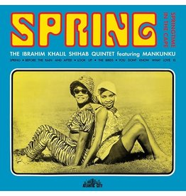 Matsuli Shihab Quintet, Ibrahim Khalil: Spring LP
