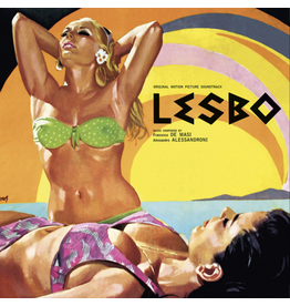 Vinyl Magic Alessandroni, Alessandro/Francesco De Masi: Lesbo LP