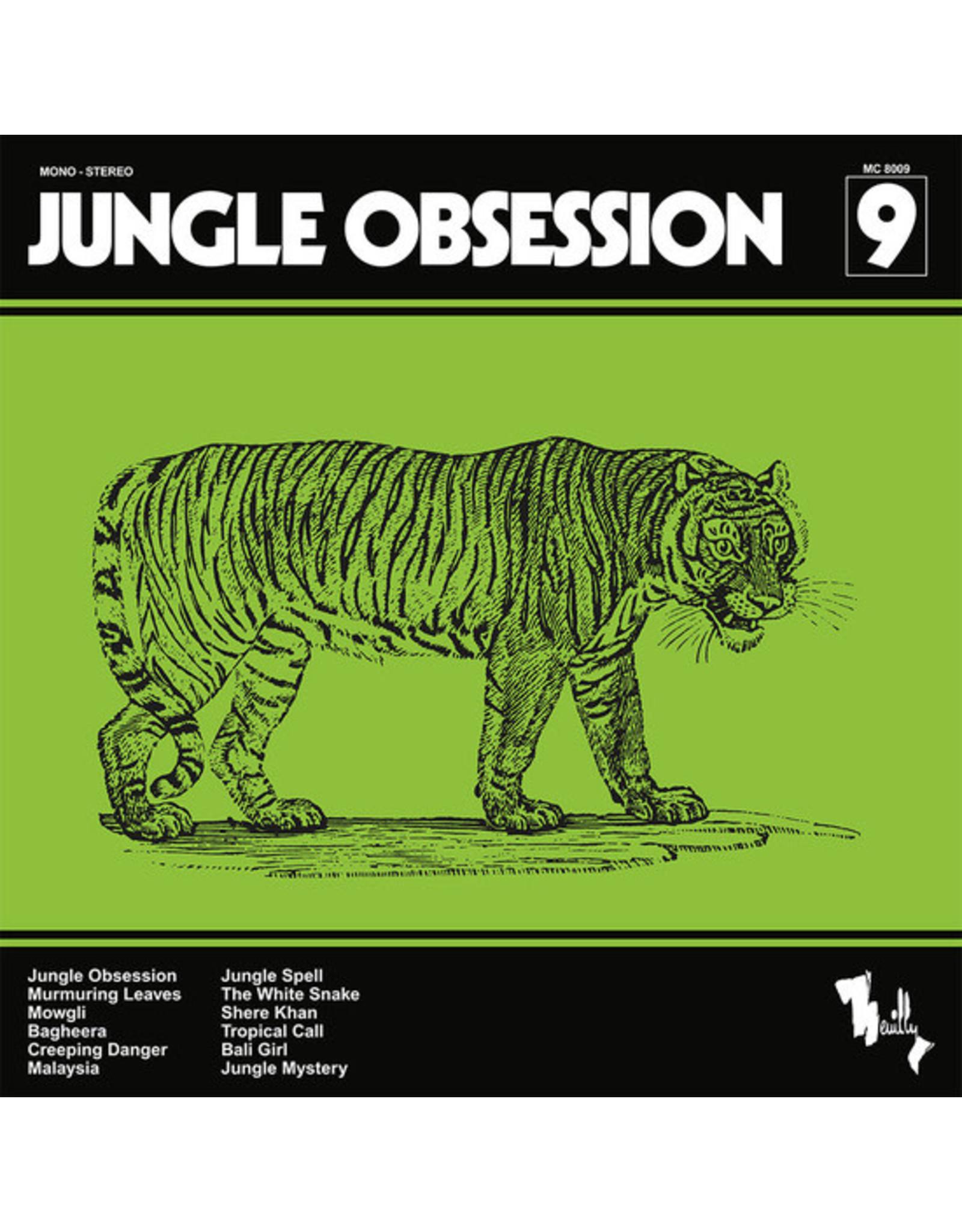 Farfalla Nardini, Nino and Roger Roger: Jungle Obsession LP