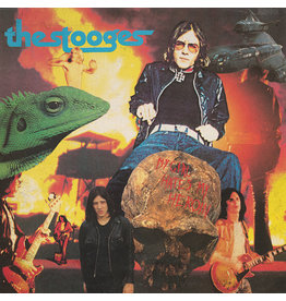 Digger's Factory Stooges, The: My Girl Hates My Heroin (Splatter) LP