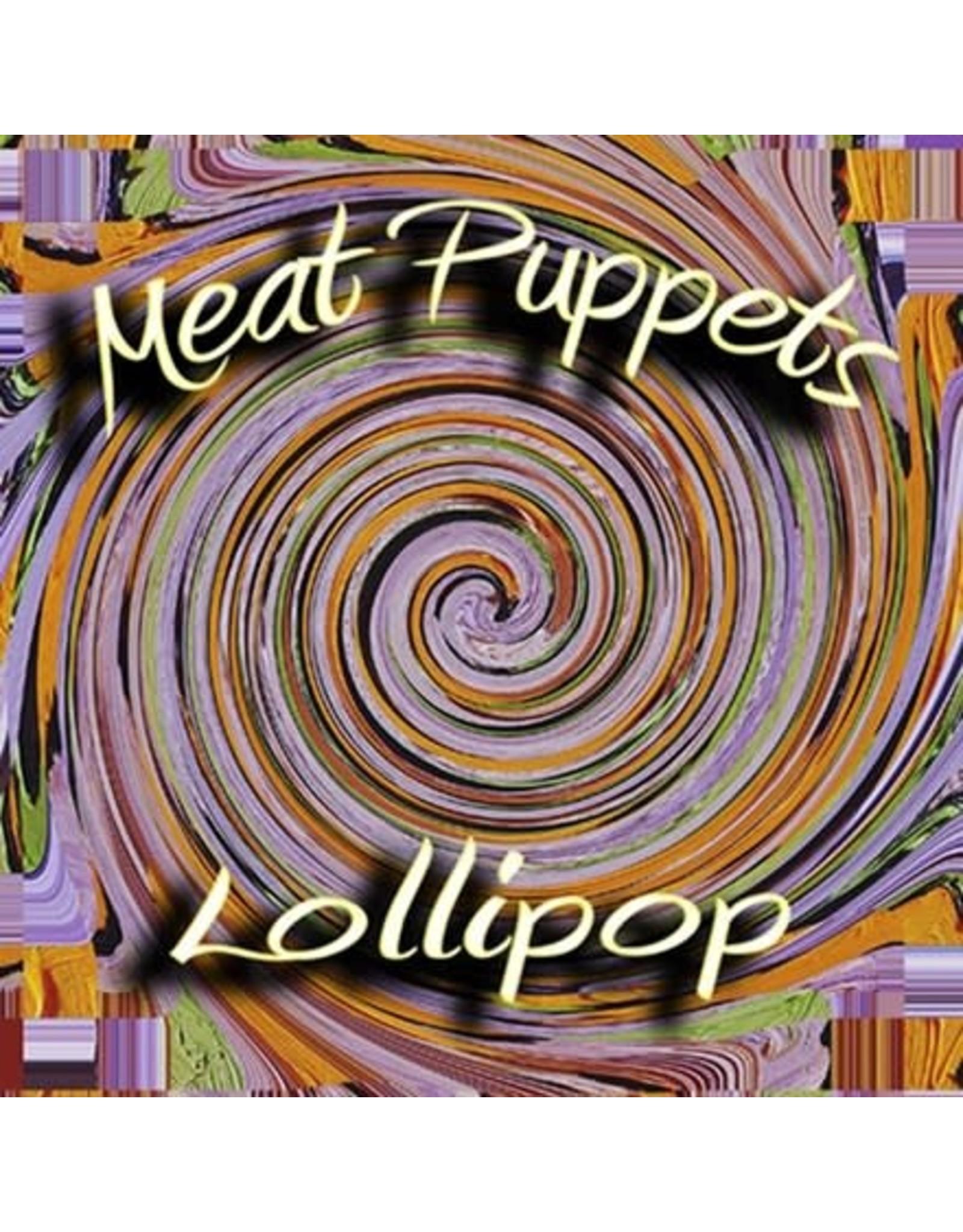 Megaforce Meat Puppets: Lollipop LP