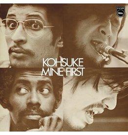 BBE Mine, Kohsuke: First LP
