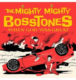 Big Rig Mighty Mighty Bosstones: When God Was Great (indie shop verion/yellow) LP