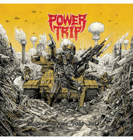 Dark Operative Power Trip: Opening Fire: 2008-2014 (mixed colour vinyl) LP