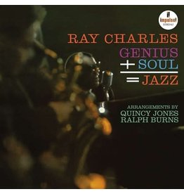 Verve Charles, Ray: Genius + Soul = Jazz (Acoustic Sound Series) LP