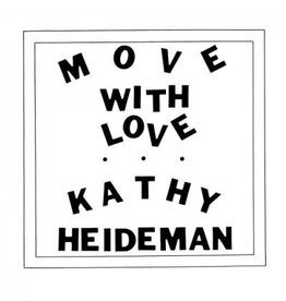 Numero Heideman, Kathy: Move With Love (stormy white) LP