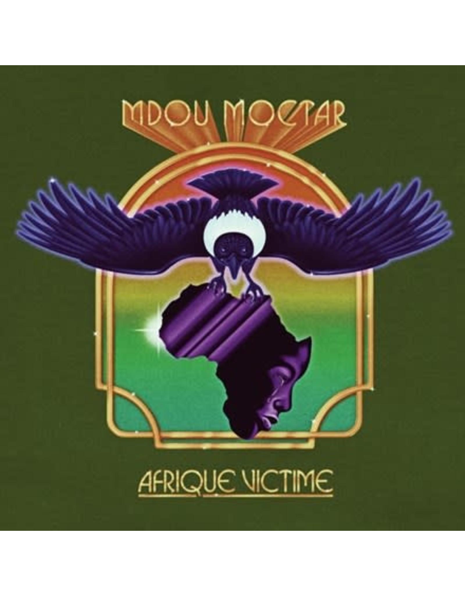 Matador Moctar, Mdou: Afrique Victime (indie exclusive/purple) LP