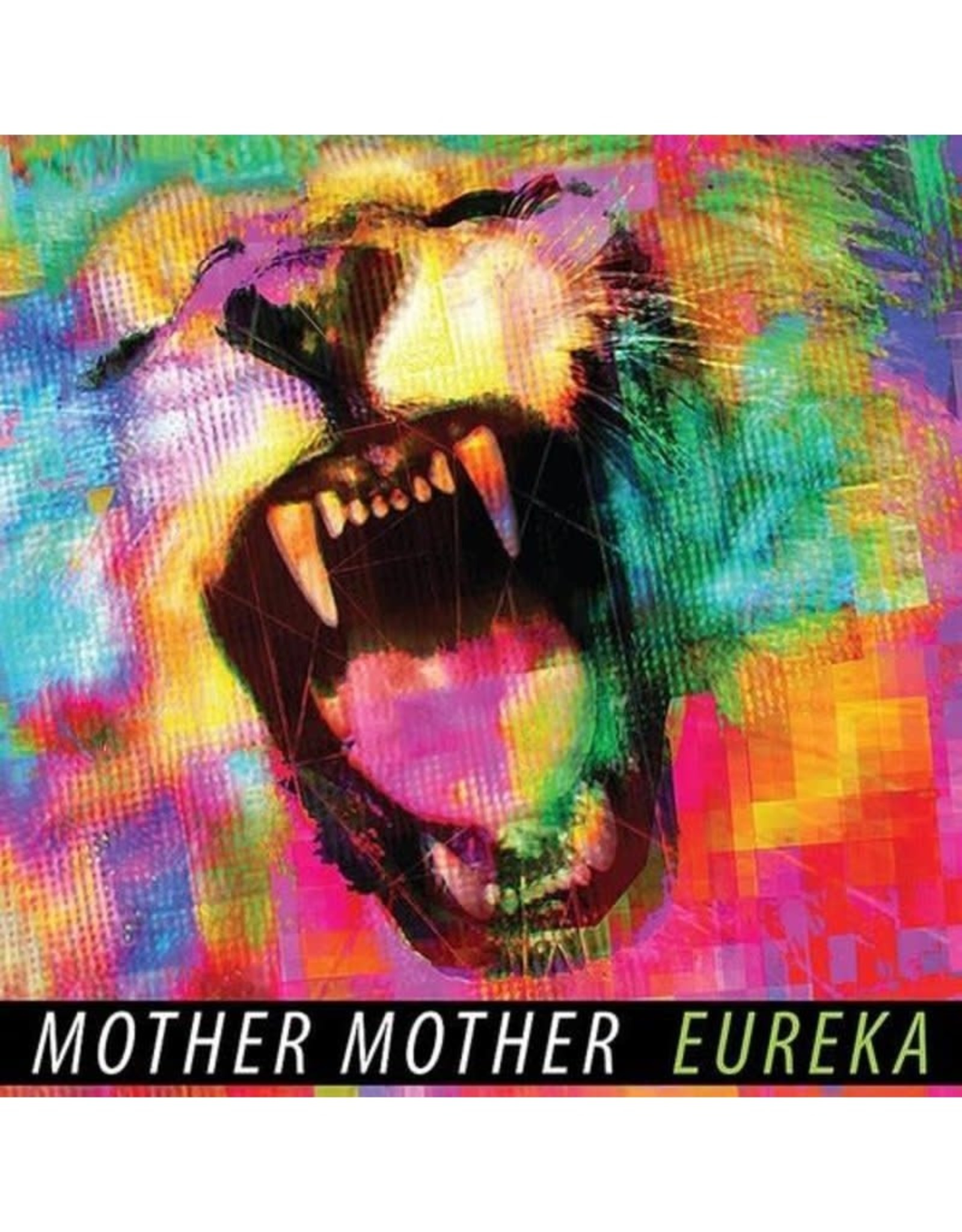 Last Gang Mother Mother: Eureka (10th anniversary edition-translucent green) LP