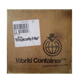 Universal Tragically Hip: World Container LP