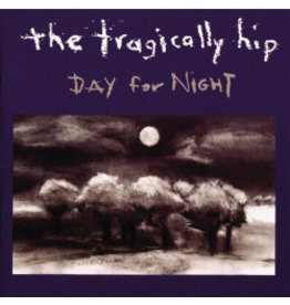 Universal Tragically Hip: Day For Night (silver) LP