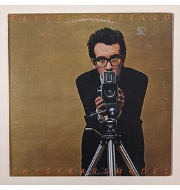 USED: Elvis Costello: This Year's Model LP