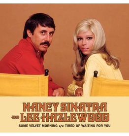 "Light in the Attic Sinatra, Nancy & Lee Hazlewood: 2020BF - Some Velvet Morning 7"""