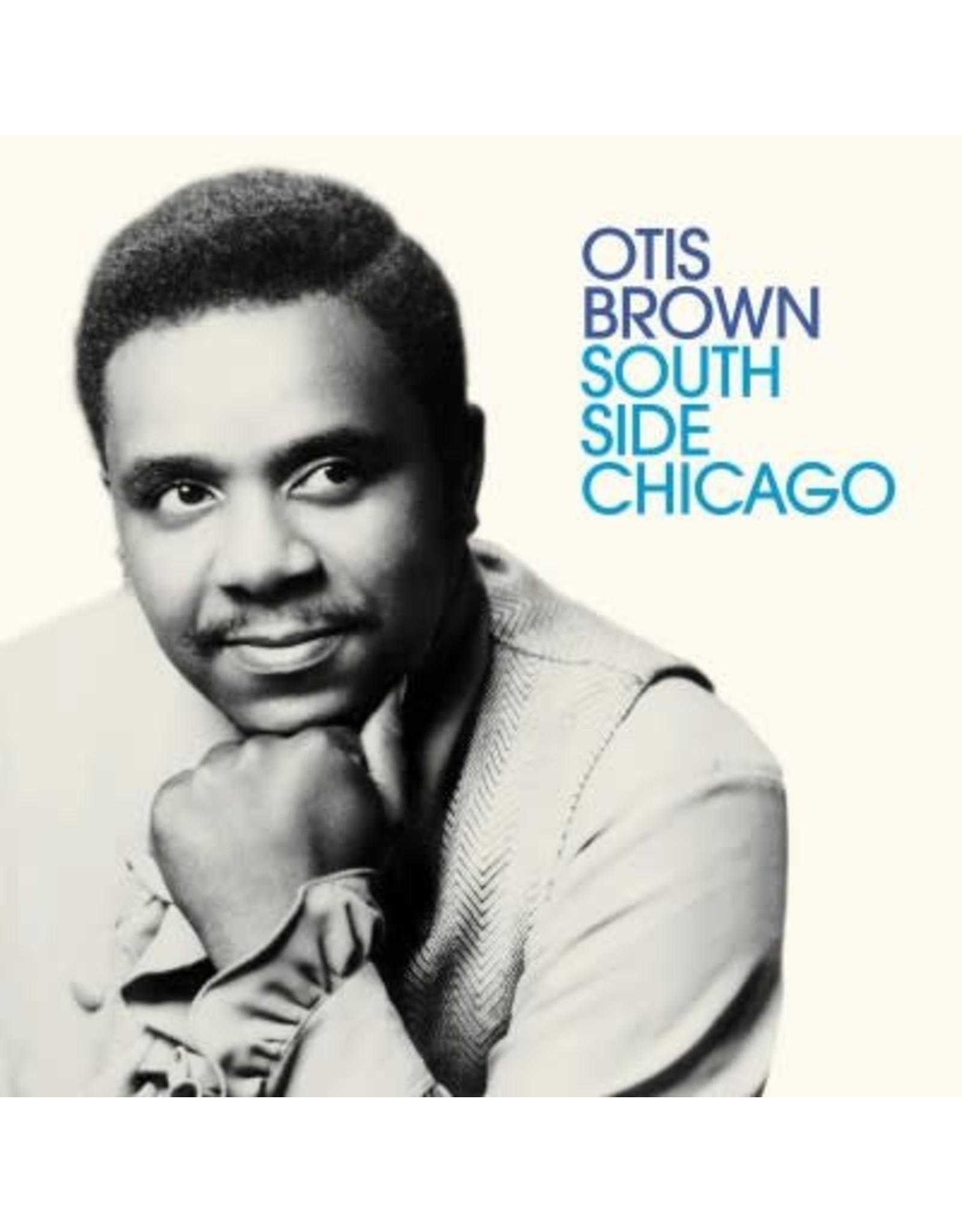 Numero Brown, Otis: South Side Chicago LP