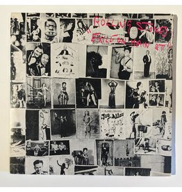 USED: Rolling Stones: Exile on Main St. LP