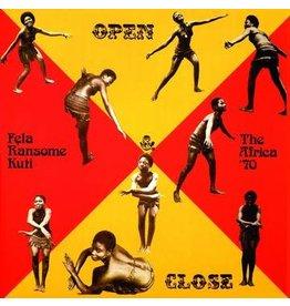Knitting  Factory Kuti, Fela: 2021RSD1 - Open & Close (RED AND YELLOW) LP