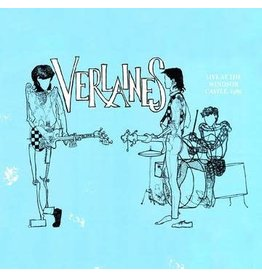 Schoolkid Verlaines, The: 2021RSD1 - Live at the Windsor Castle, Auckland, May 1986 (SKY BLUE) LP