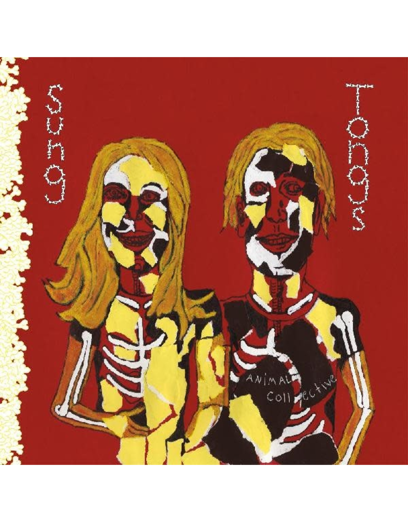 Domino Animal Collective: Sung Tongs LP