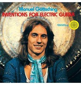 MG.Art Gottsching, Manuel: Inventions for Guitar LP