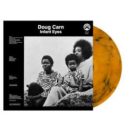 Real Gone Carn, Doug: Infant Eyes (Orange with Black Swirl) LP