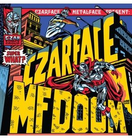 Silver Age Czarface & MF Doom: Super What? LP