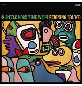 Merge Reigning Sound: A Little More Time With Reigning Sound LP