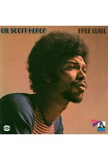BGP Scott-Heron, Gil: Free Will LP