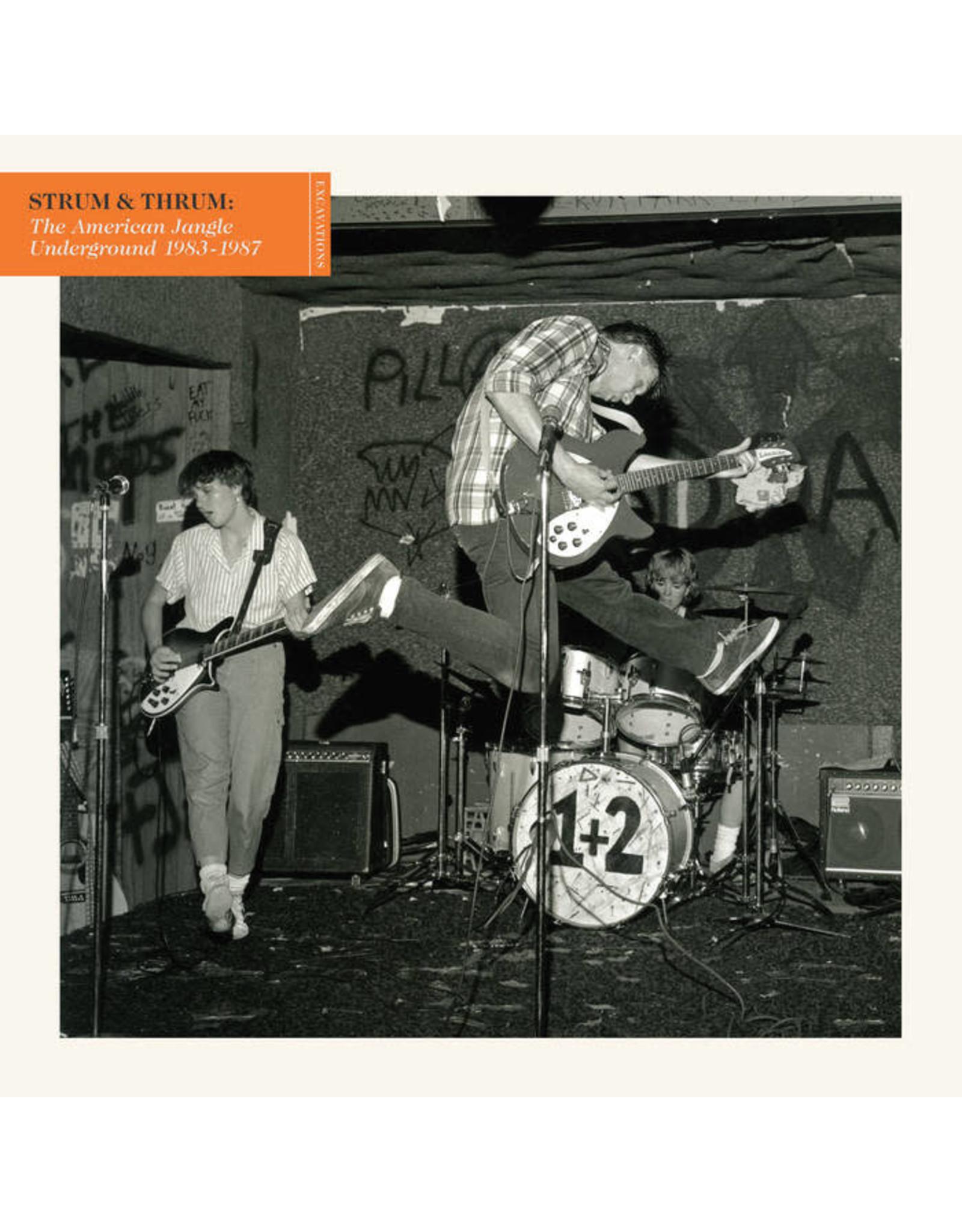 Captured Tracks Various: Strum & Thrum: The American Jangle Underground 1983-1987 LP