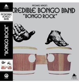 Mr. Bongo Incredible Bongo Band: 2021RSD1 - Bongo Rock (silver) LP