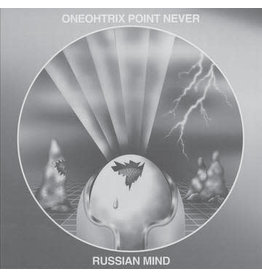 Software Oneohtrix Point Never: 2021RSD1 - Russian Mind (metallic silver) LP
