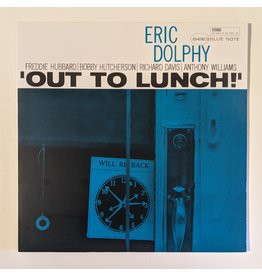 USED: Eric Dolphy: Out to Lunch LP