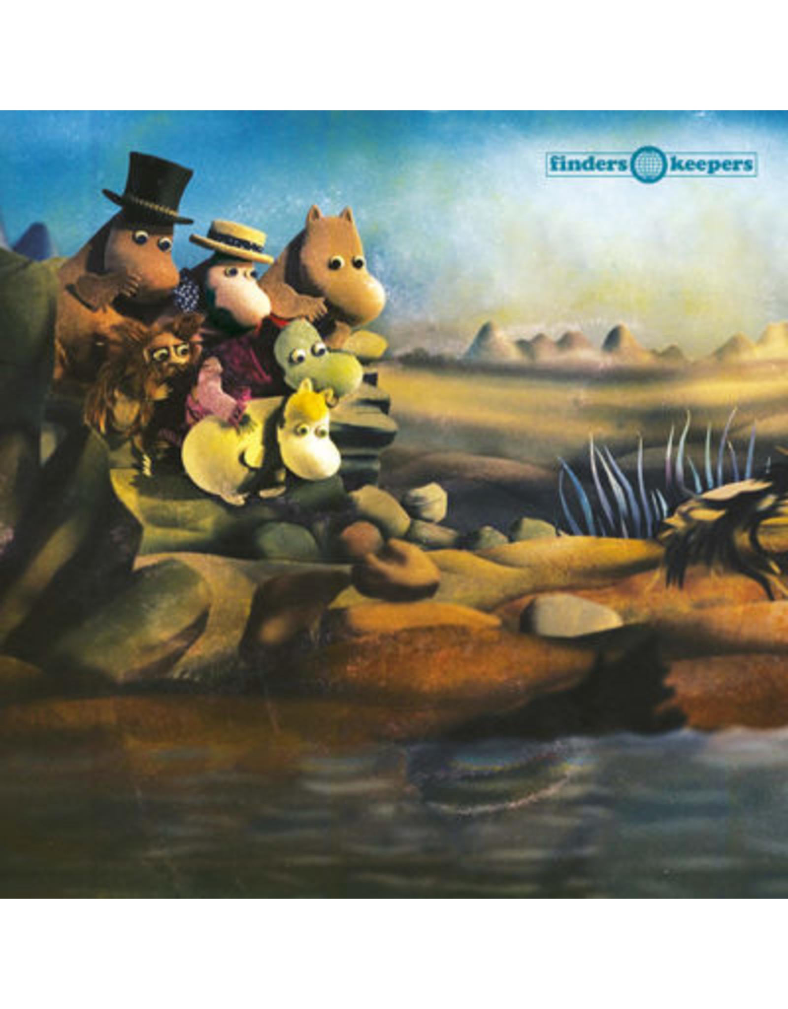 Finders Keepers Moomins OST LP