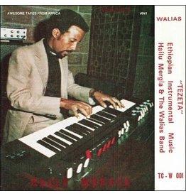 Awesome Tapes From Africa Mergia, Hailu & The Walias: Tezeta LP