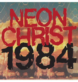 Southern Lord Neon Christ: 2021RSD1 - 1984 (early Atlanta punk band feat Alice In Chains singer) LP