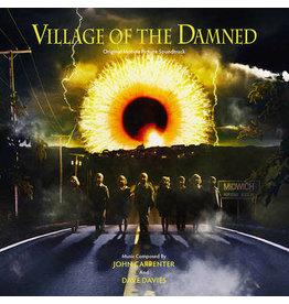 Varese Sarabande Carpenter, John & Dave Davies: 2021RSD1 - Village Of the Damned (Dave Davies/John Carpenter score) LP