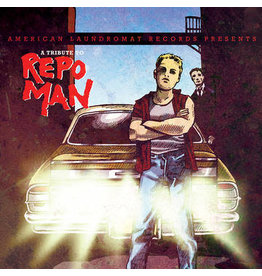 American Laundromat Various: 2021RSD1 - A Tribute To Repo Man LP