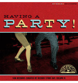 ORG Various: 2021RSD1 - Having A Party: Sun Records Curated By RSD Vol. 8 LP