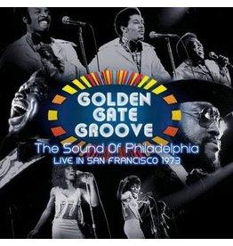 Legacy Various: 2021RSD1 - Golden Gate Groove LP