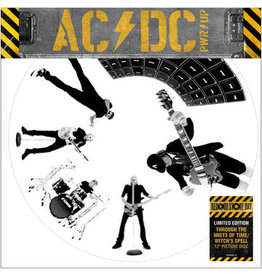 Columbia AC/DC: 2021RSD1 - Through the Mists of Time LP