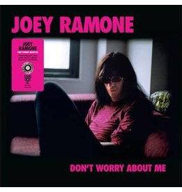 BMG Ramone, Joey: 2021RSD1 - Don't Worry About Me LP