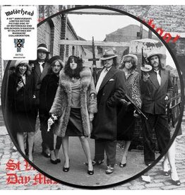 Sanctuary Motorhead: 2021RSD1 - St. Valentines Day Massacre LP