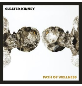 Mom + Pop Sleater-Kinney: Path of Wellness (WHITE OPAQUE VINYL) LP