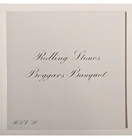 USED: Rolling Stones: Beggars Banquet LP