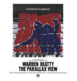 Cinema Paradiso Small, Michael: The Parallax View LP