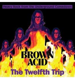 Riding Easy Various: Brown Acid - The Twelfth Trip LP