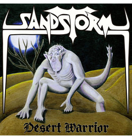 Dying Victim Sandstorm: Desert Warrior LP