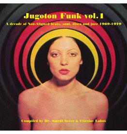 Croatia Various: Jugoton Funk Vol. 1 LP