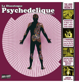 Misty Lane Various: La Discoteque Psychedelique Vol. 2 LP