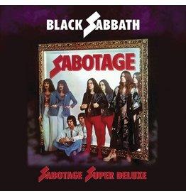 Rhino Black Sabbath: Sabotage Super Deluxe BOX