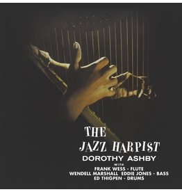 Sowing Ashby, Dorothy: Jazz Harpist LP