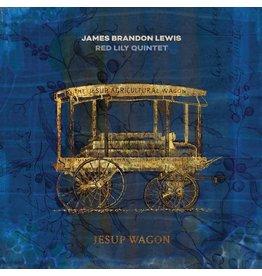 Tao Forms Lewis/Red Lily Quintet, James Brandon: Jesup Wagon  LP